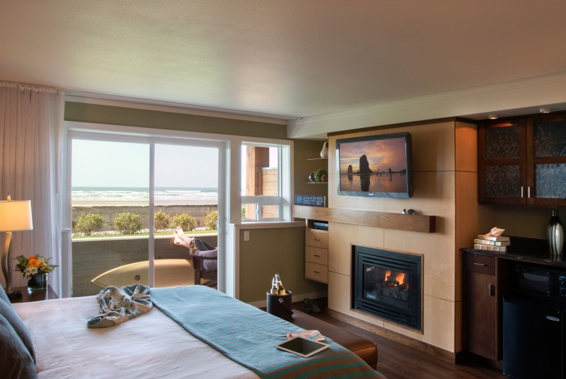 Surfsand Resort - Hotel in Cannon Beach, Oregon