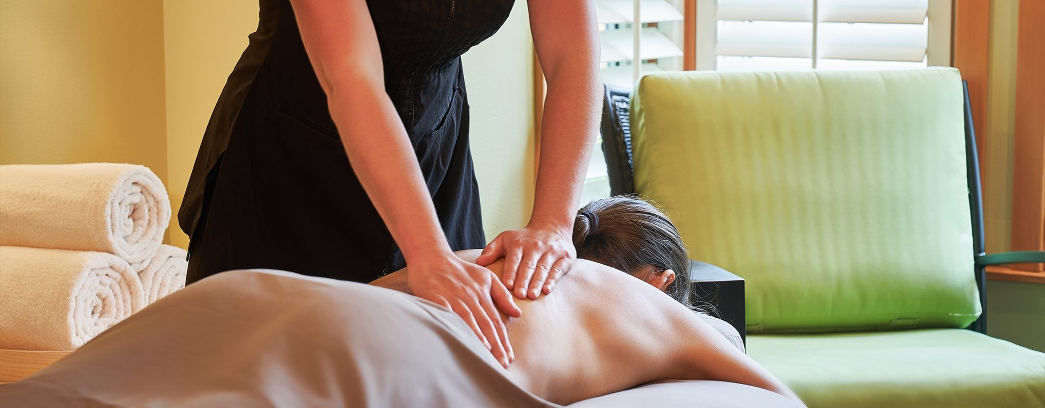 One for me, One for you Massage Enhancement